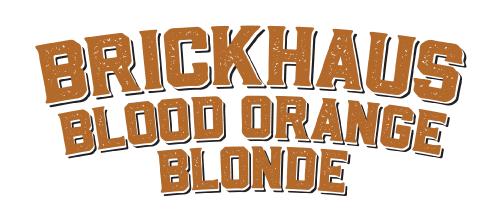 Julius Brewing Brickhaus Blood Orange Blonde