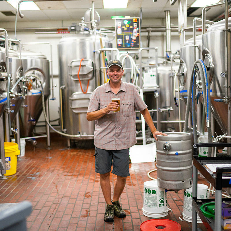 Julius Brewing :: Brewmaster Doug